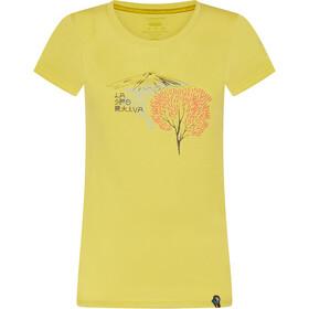 La Sportiva Bloom T-Shirt Women celery